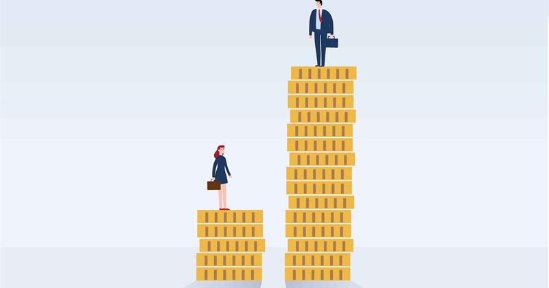 Is there a gender pay gap in Jersey