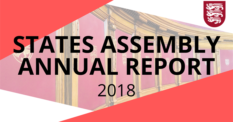 States Assembly Annual Report 2018